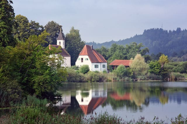 Kloster in Bayern, Deutschland