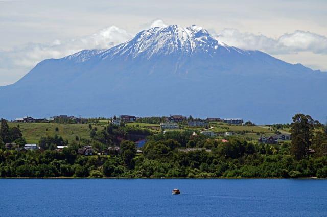 Llanquihue See Panorama