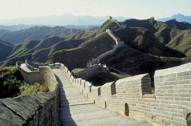Die Chinesische Mauer - ein Wahrzeichen Chinas