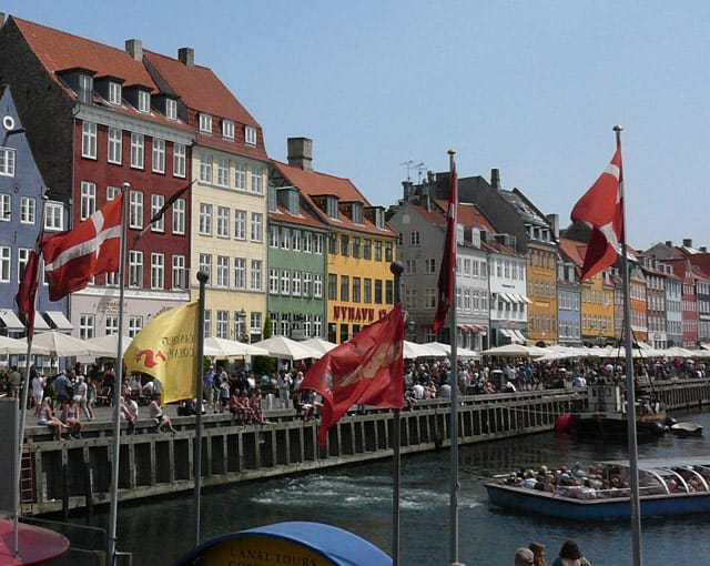 Kopenhagener Altstadt, Hafen