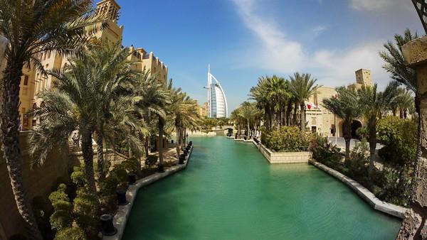 Dubai verbindet Orient und Moderne