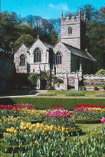 alte Kirche in England