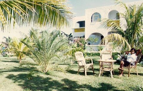 Das Haus auf Mauritius
