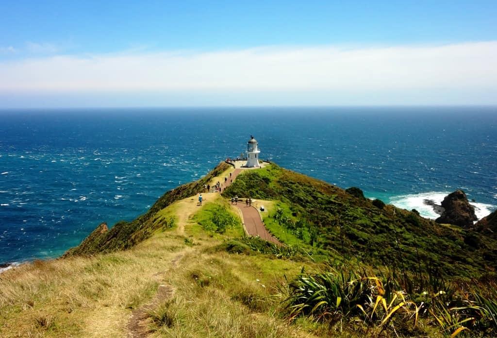 Cape Reinga – die nördlichste Spitze Neuseelands