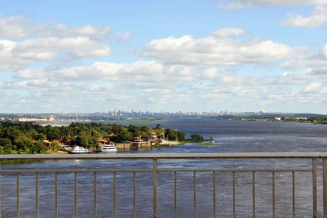 Der Rio Paraguay