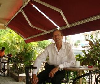 Siegfried Breitkreuz, Auswanderer nach Mauritius