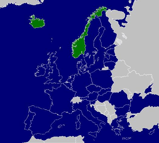 EU Staaten und der EWR