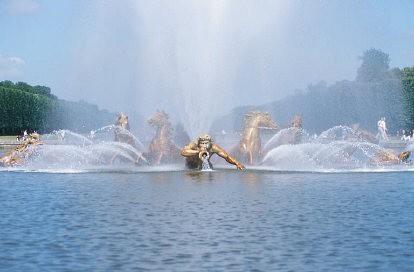 Neptunbrunnen in Versailles