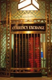 Geldwechselstube