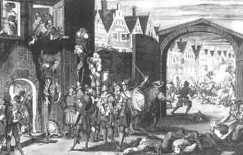 G. Bouttats: Bartholomäusnacht