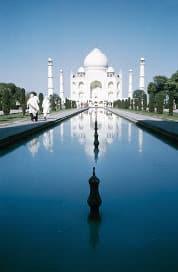 Taj Mahal, Wahrzeichen Indiens