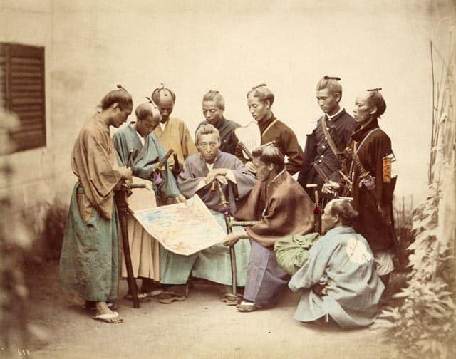 Samurai 1860