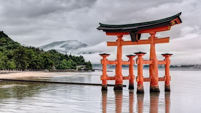 Shinto Tor, Wahrzeichen Japans