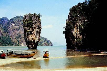 Naturparadies Thailand