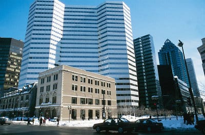 Montreal in Kanada, Ziel vieler Auswanderer
