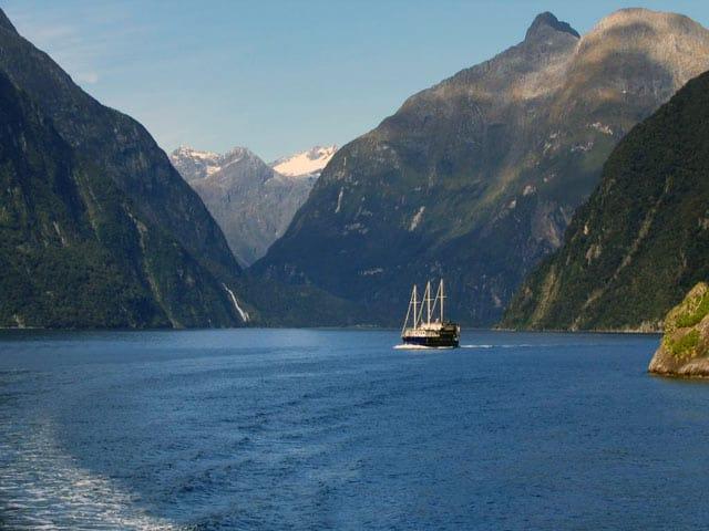 NZ, Südinsel