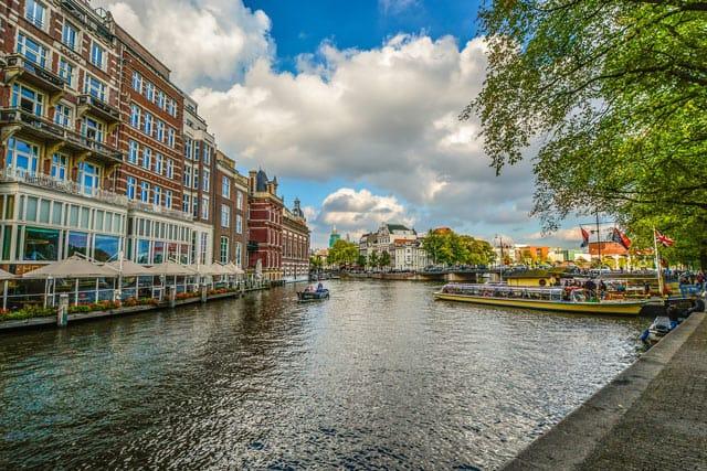 Hauptstadt Amsterdam