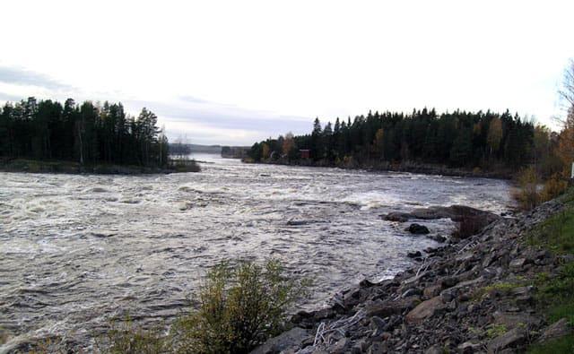 Glomma, Norwegens größter Fluss