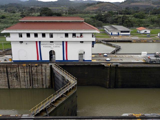 Panamakanal - wichtigste Einnahmequelle, größter Arbeitgeber