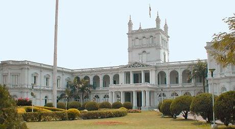 Asuncion, Kongresspalast