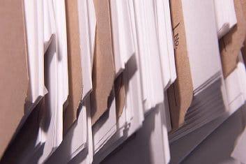 Auswandern Paraguay - wichtige Dokumente sollten sorgfältig aufgewahrt werden.
