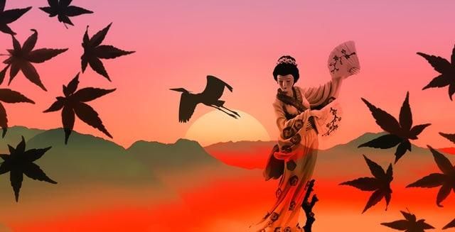 Geischa - fremde Kultur