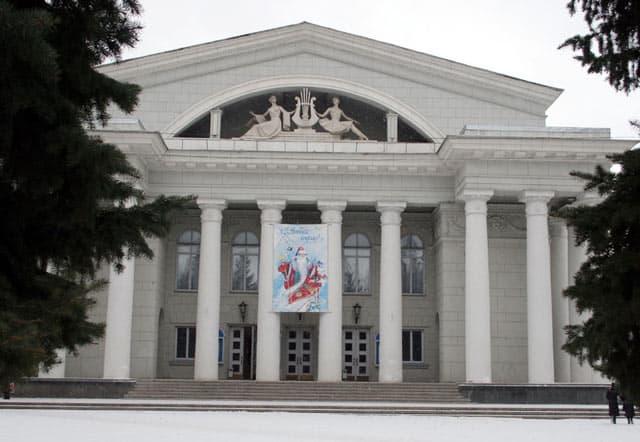 Opernhaus von Saratov
