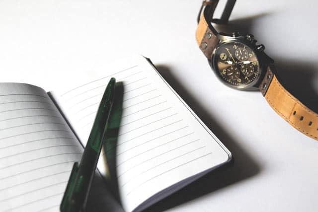Checkliste - Notizbuch