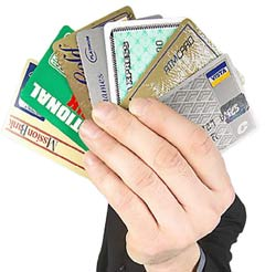 Kreditkarten - sicher im Ausland Geld abheben