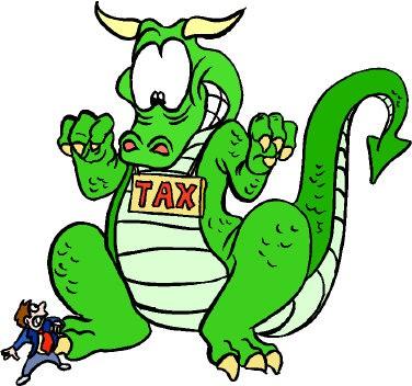Bevor die Steuern uns auffressen...