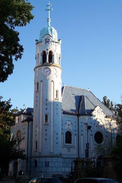 St. Elisabeth Kirche in Bratislava