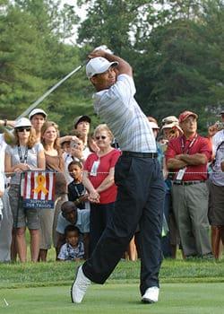 Tiger Woods - im Golf die Nr.1