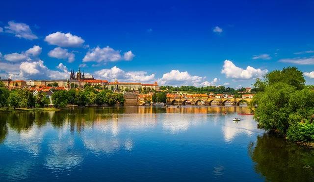 Prag Hauptstadt von Tschechien