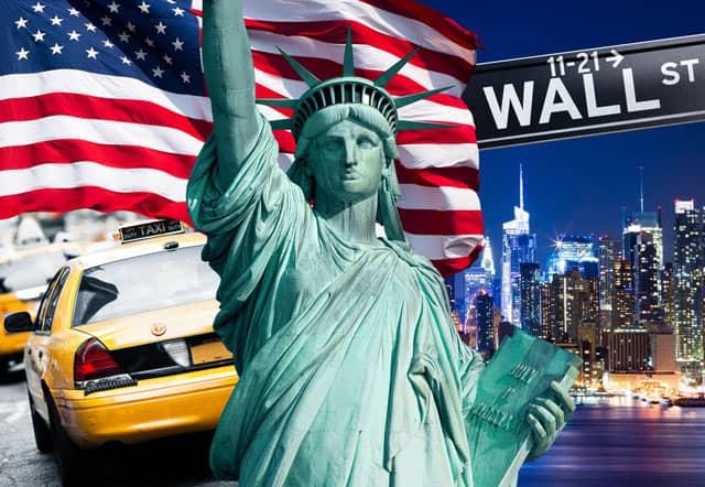 U.S.A. - der Inbegriff der Neuen Welt