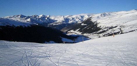 Skigebiet Grau Roig, Andorra