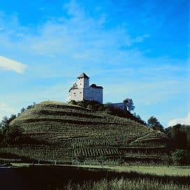 Fürstentum Liechtenstein: das Schloss